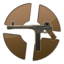 Bronze Submachine Gun