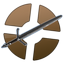Bronze Three-Rune Blade