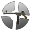 Silver Submachine Gun