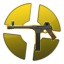 Gold Submachine Gun